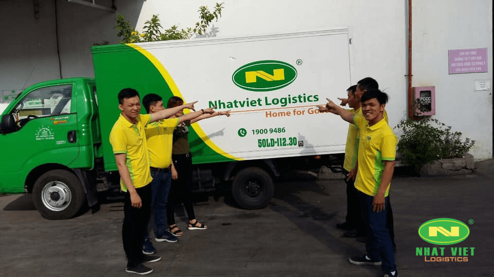 Hình ảnh dịch vụ cho thuê kho bãi giá rẻ với dịch vụ logistics ứng dụng công nghệ 4.0