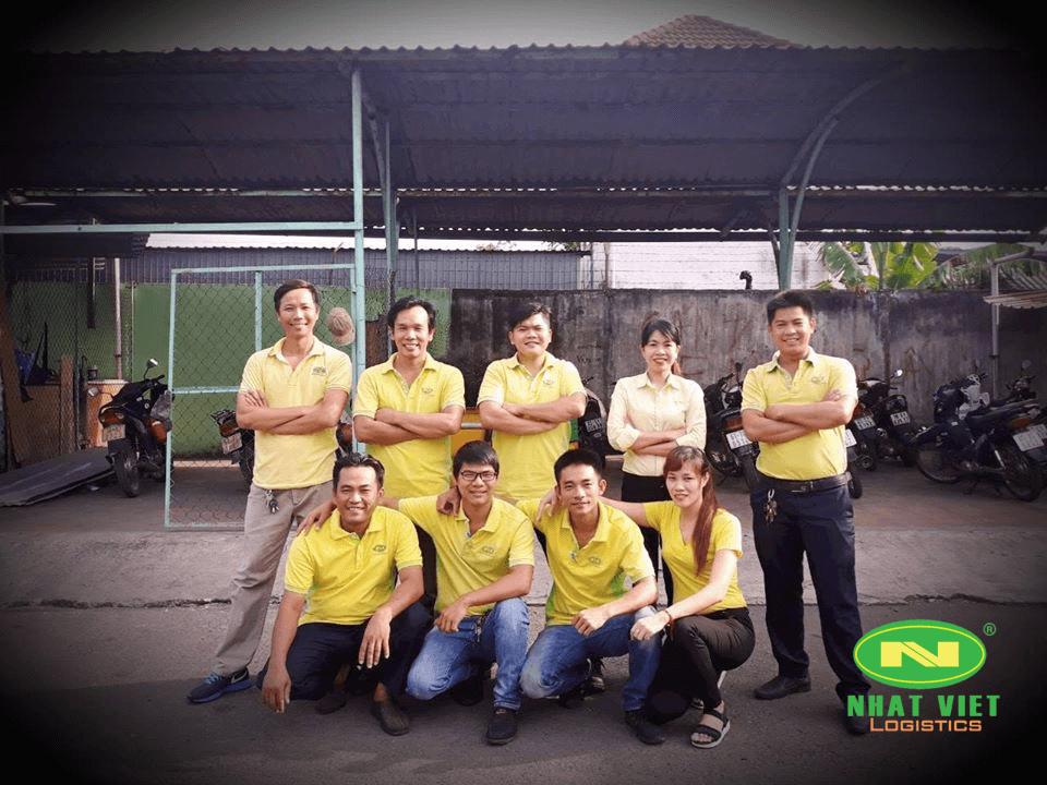 Đội ngủ NhatViet Logistics Trẻ Trung, Năng Động