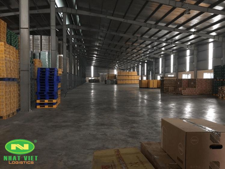 Hình ảnh cho thuê kho tại Hà Nội- khi cung không đủ cầu
