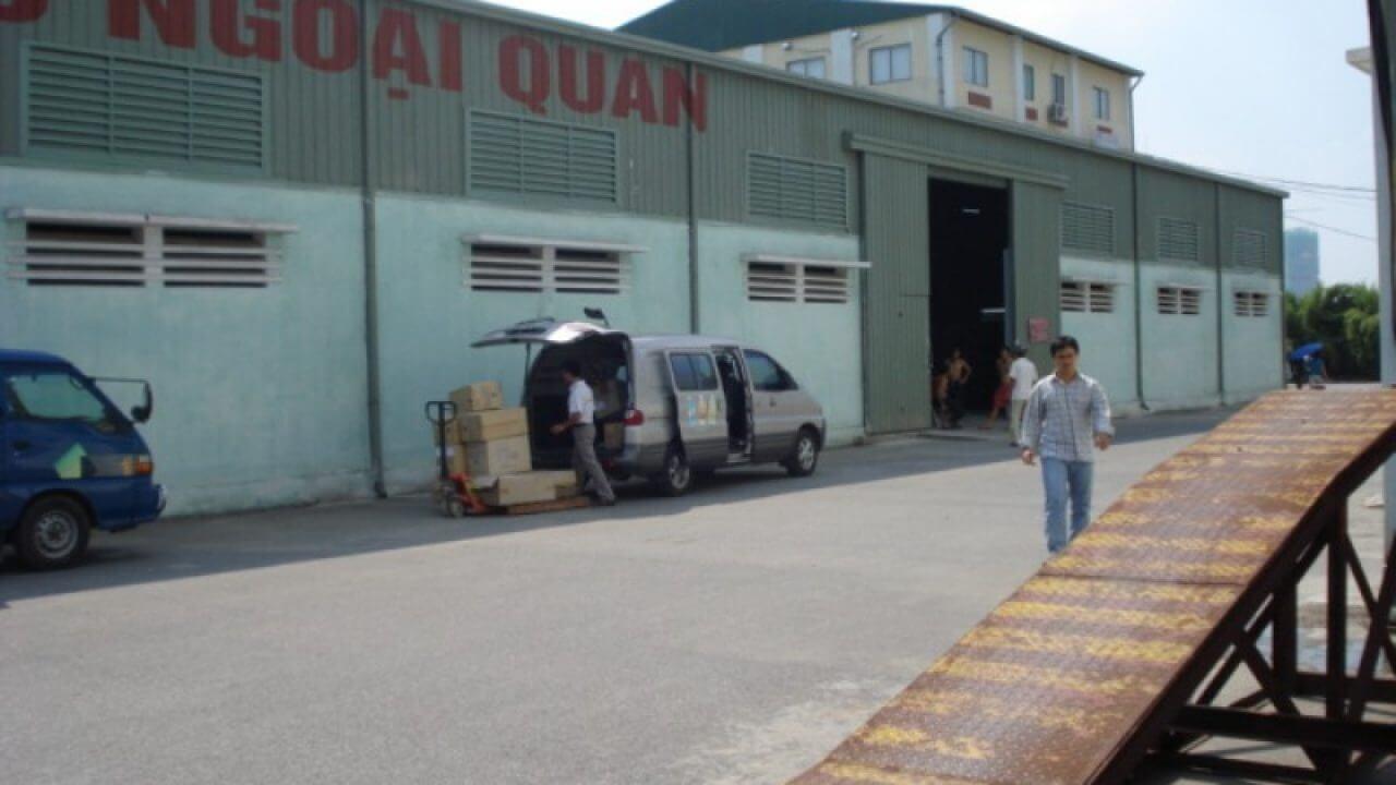 Ảnh Dịch vụ cho thuê kho bãi tại Đà Nẵng